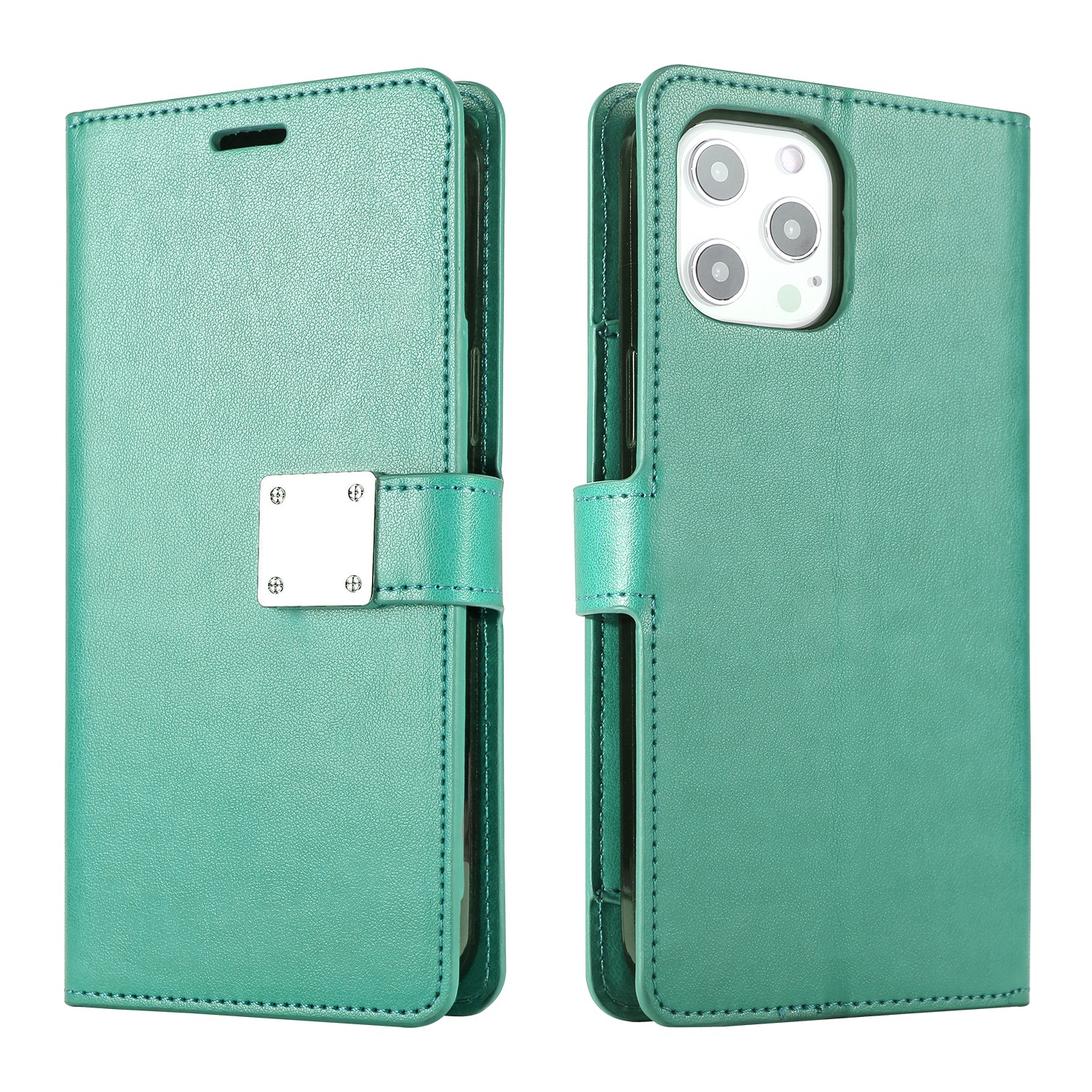 LUX Wallet Case for Apple iPhone XS MAX-Teal