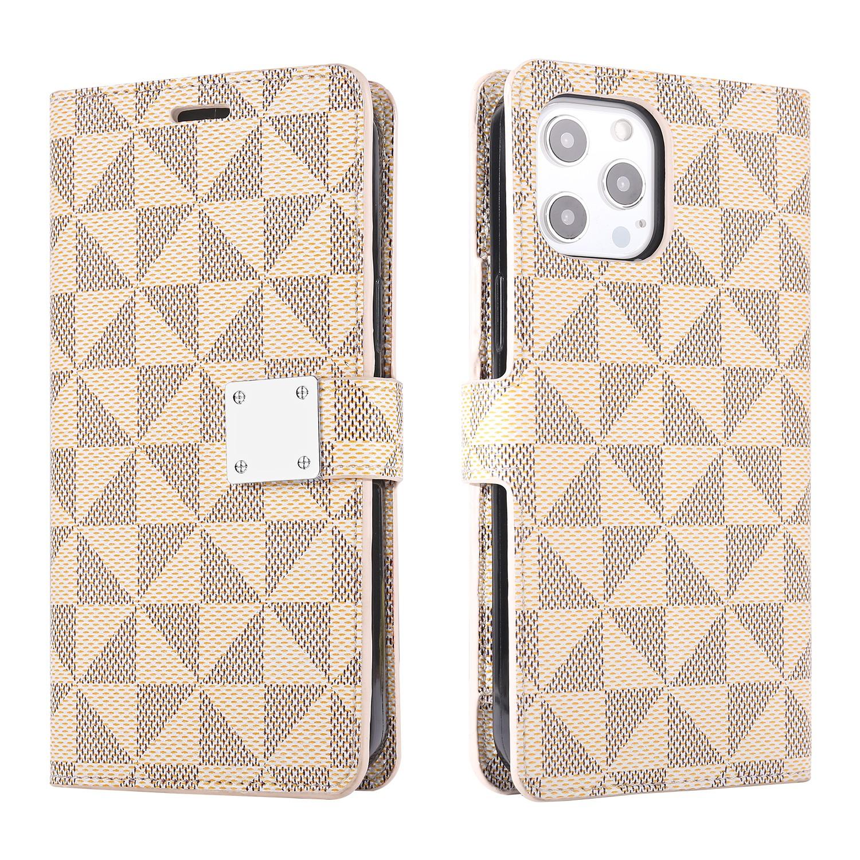 LUX Wallet Case for Apple iPhone 7P/8Plus-Golden