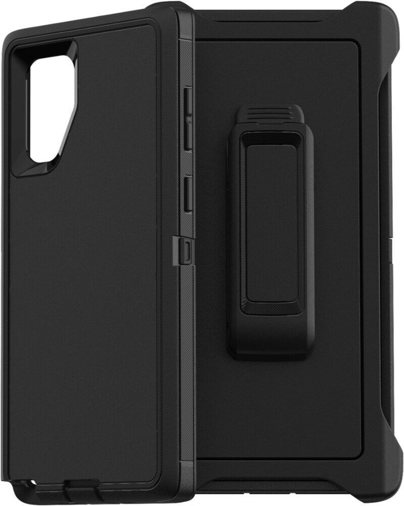 Defend Heavy Duty For SAMSUNG NOTE 10 – Black