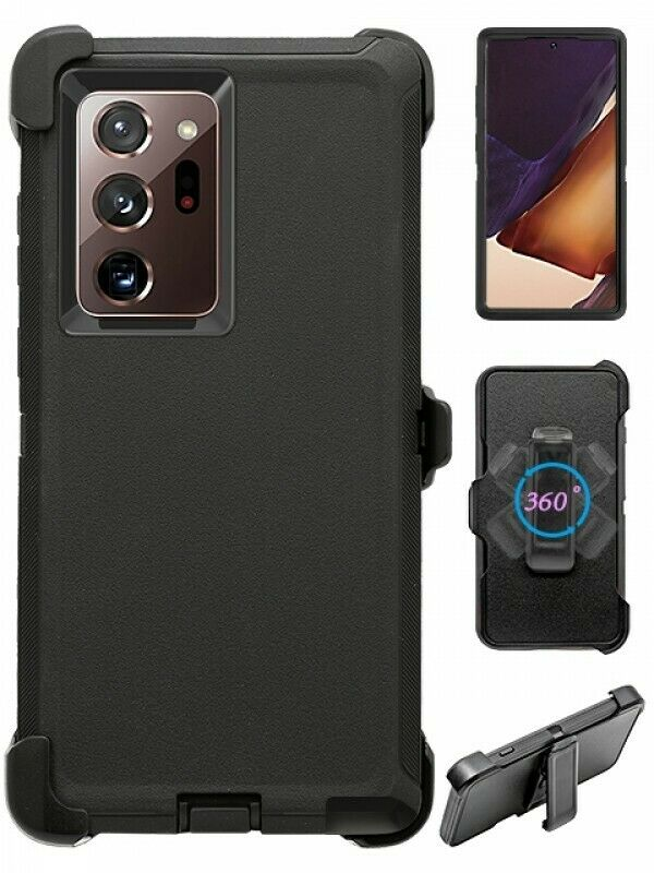 Defend Heavy Duty For SAMSUNG NOTE 20 –Black