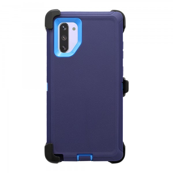 Defend Heavy Duty For SAMSUNG NOTE 10 Pro/Plus-Navy Blue