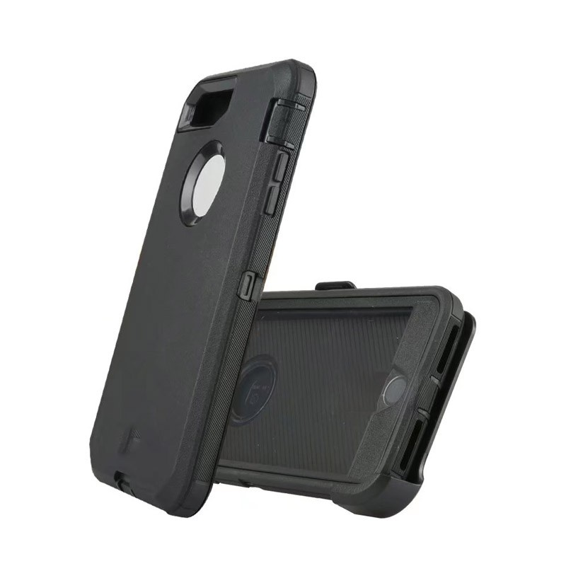 Defend Heavy Duty For Apple iPhone 5/5S/SE – Black