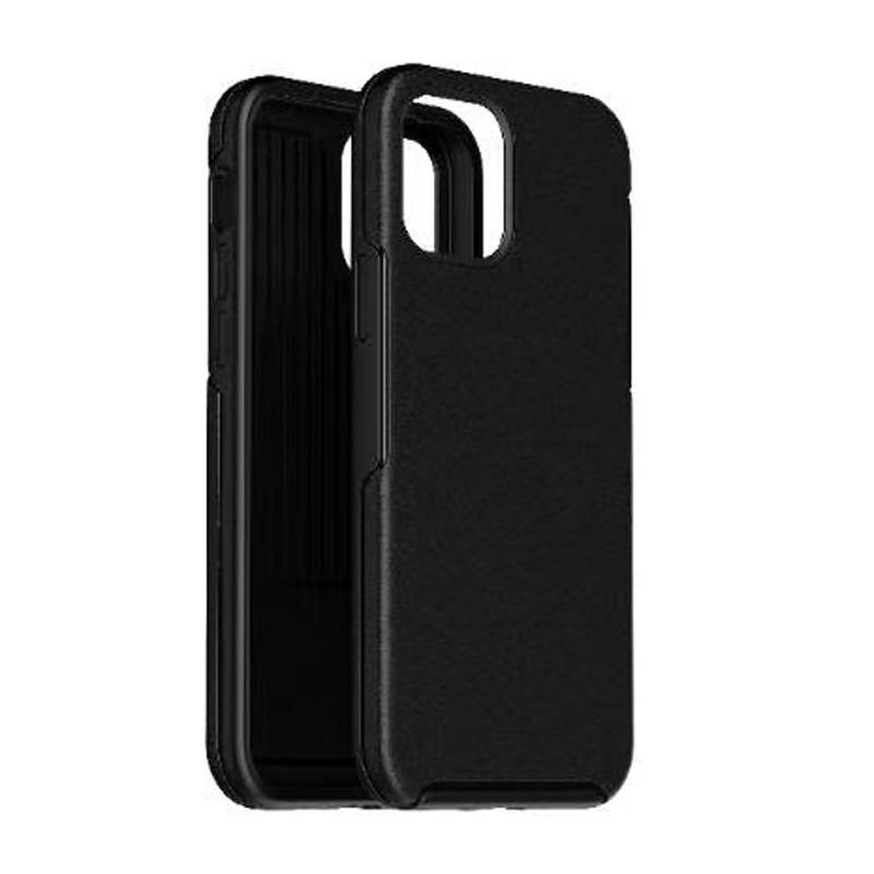 Uniformity Series For Apple iPhone 12 Mini – Black
