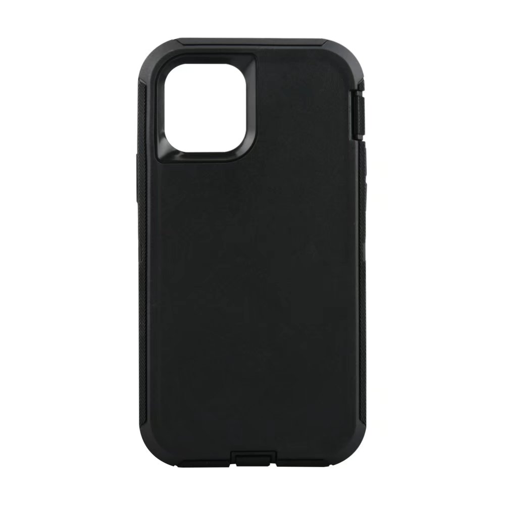 Defend Heavy Duty For Apple iPhone 11 -Black