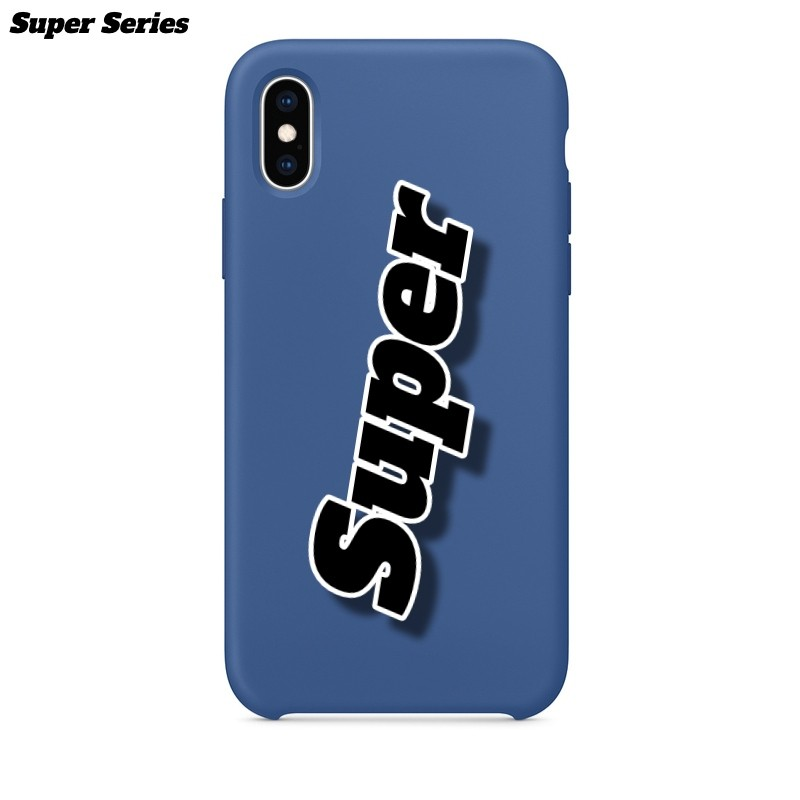 Super Series For Apple iPhone XS MAX-Blue