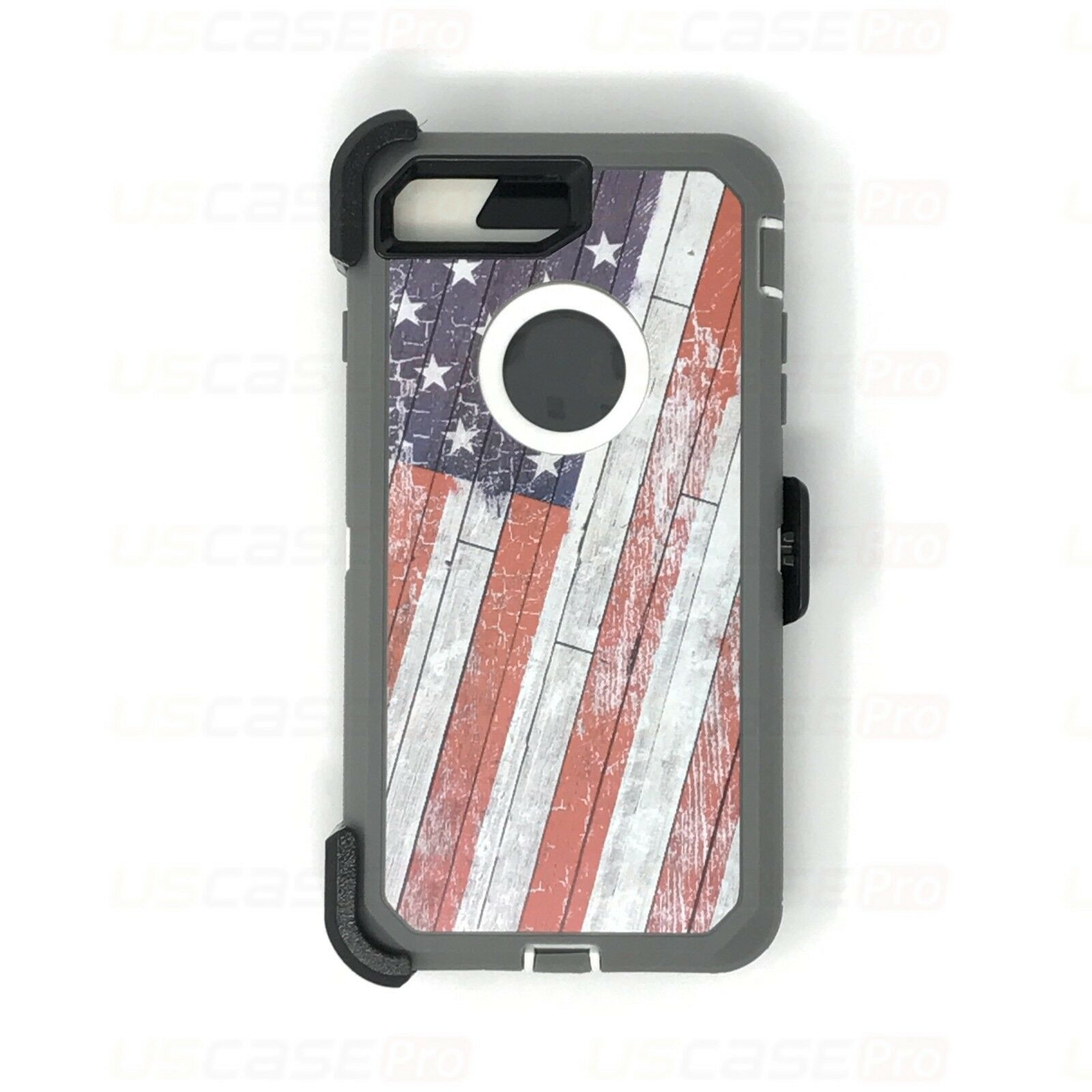 Defend Heavy Duty For Apple iPhone 5/5S/SE – U.S Flag