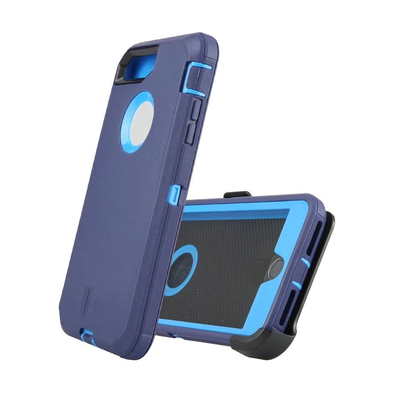 Defend Heavy Duty For Apple iPhone 5/5S/SE – Navy Blue