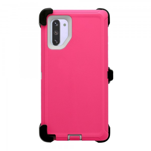 Defend Heavy Duty For SAMSUNG NOTE 10 Pro/Plus-Pink