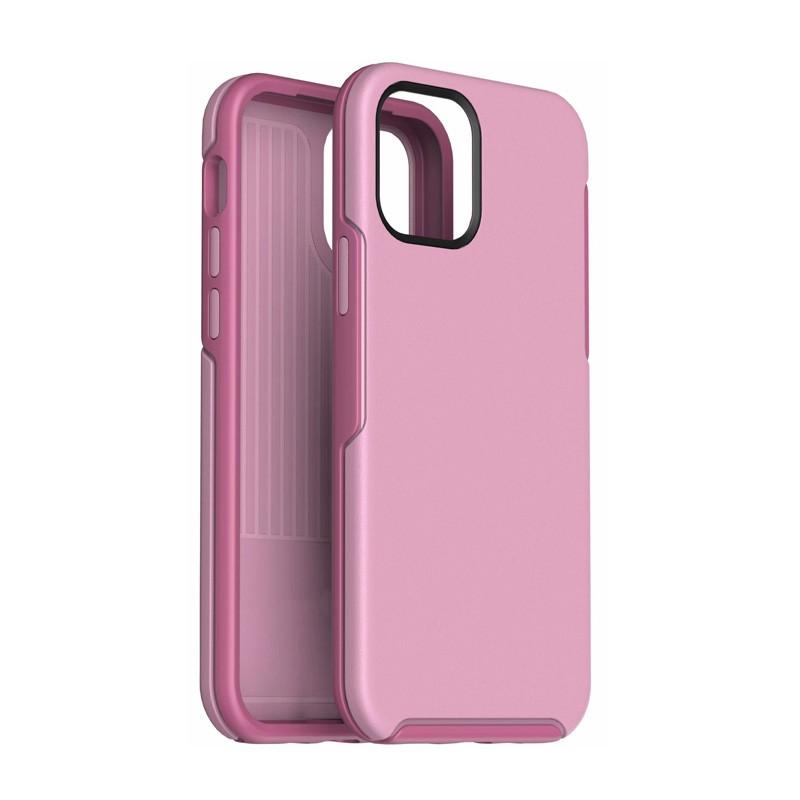 Uniformity Series For Apple iPhone 12 Mini – Pink