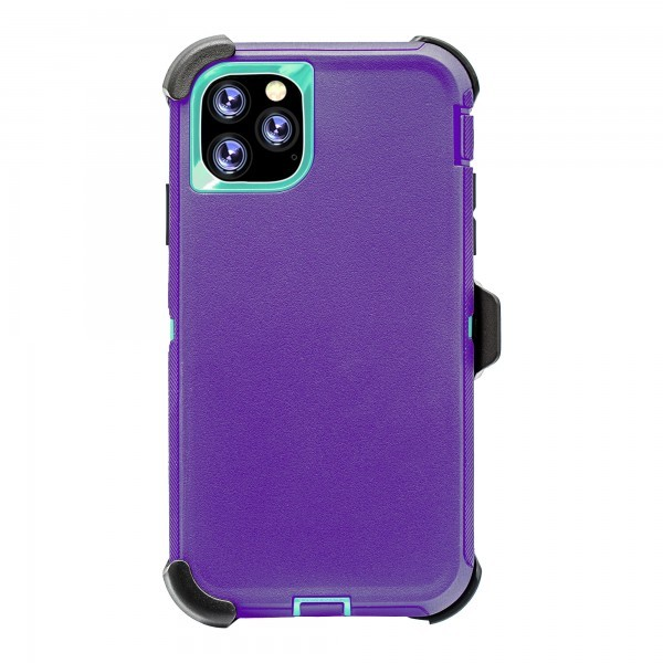 Defend Heavy Duty For Apple iPhone 11 Pro Max -Purple