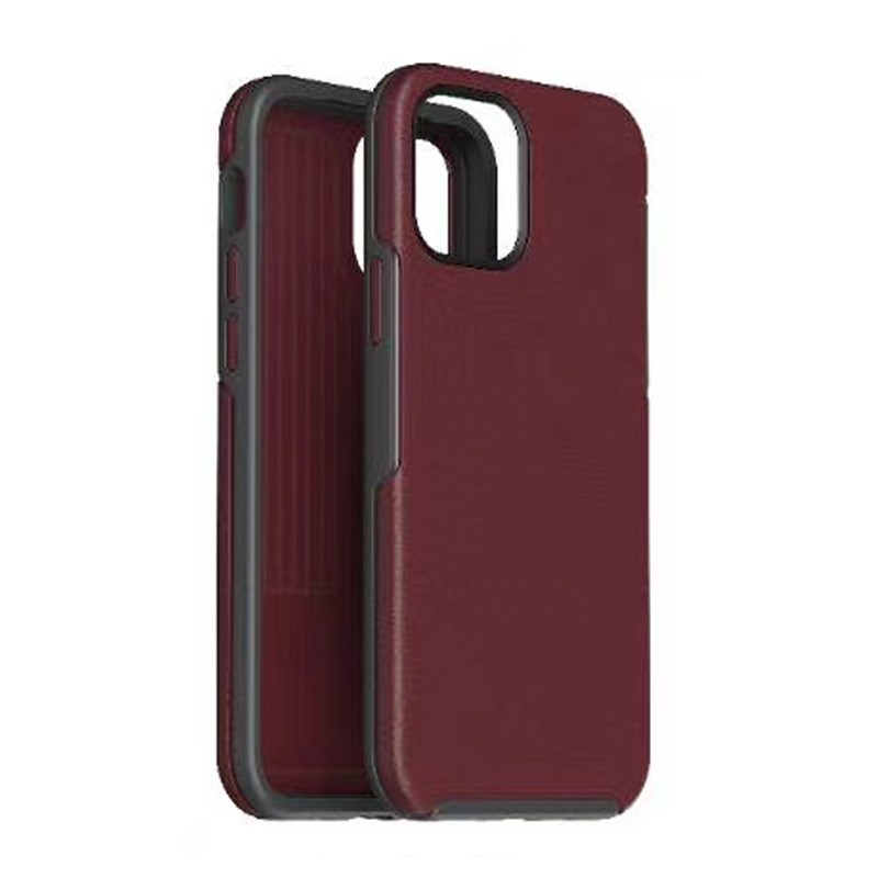 Uniformity Series For Apple iPhone 12 Mini – Red