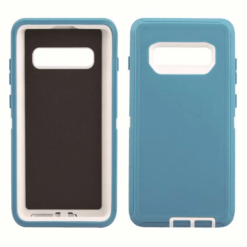 Defend Heavy Duty For SAMSUNG Glaxy S10E-Teal