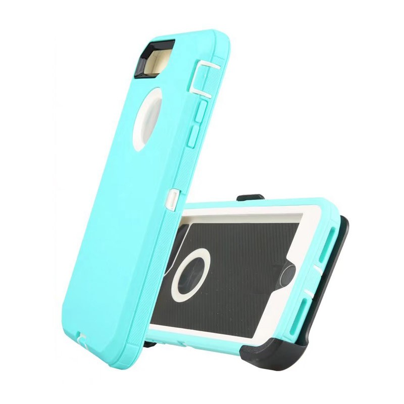 Defend Heavy Duty For Apple iPhone 5/5S/SE – Teal