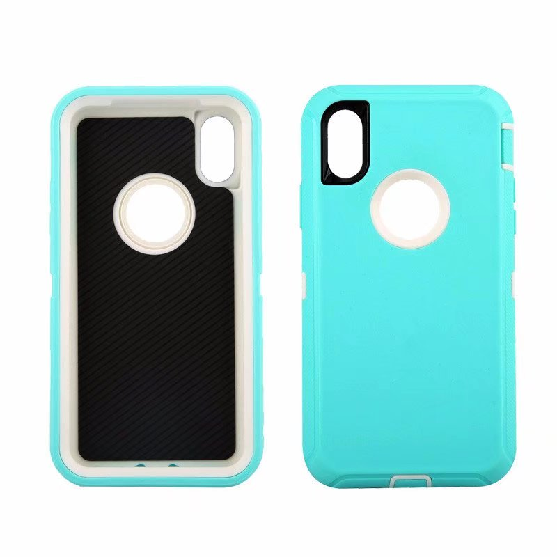 Defend Heavy Duty For Apple iPhone X/XS- TEAL