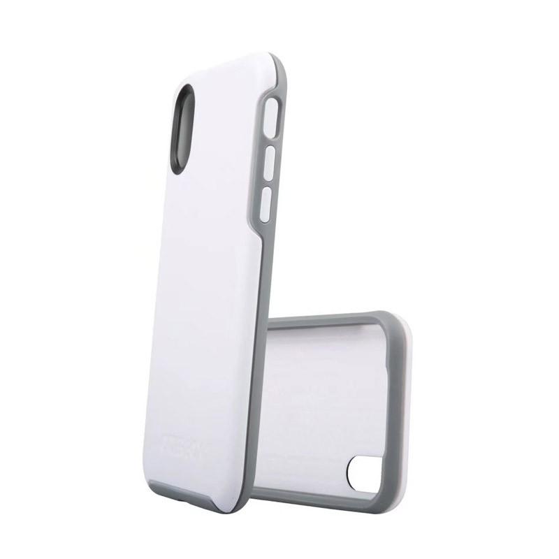 Uniformity Series For Apple iPhone X/XS- White