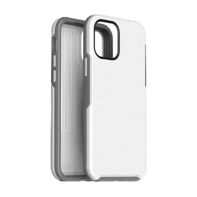 Uniformity Series For Apple iPhone 12 Mini – White