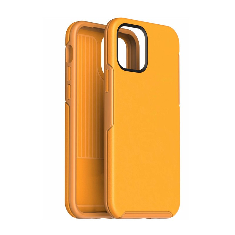 Uniformity Series For Apple iPhone 12 Mini – Yellow