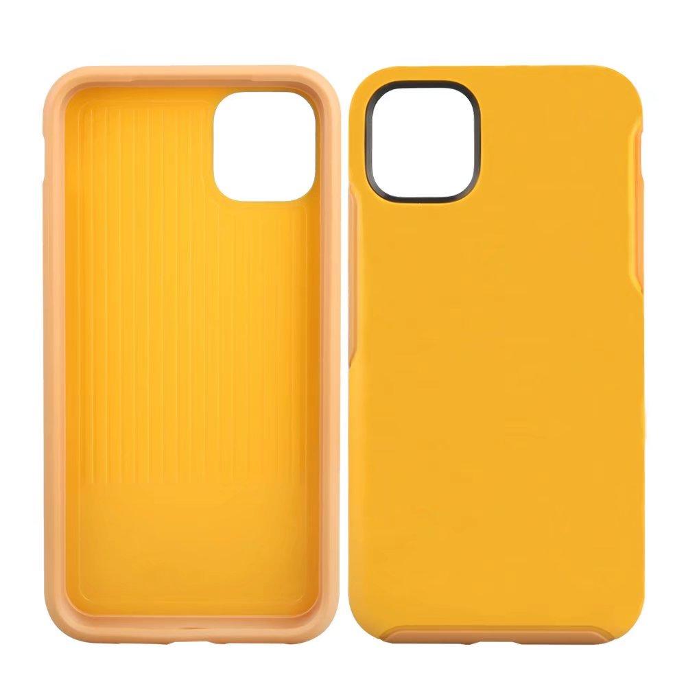 Uniformity Series For Apple iPhone 11 – Yellow