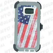 Defend Heavy Duty For SAMSUNG Glaxy S6 –USA Flag