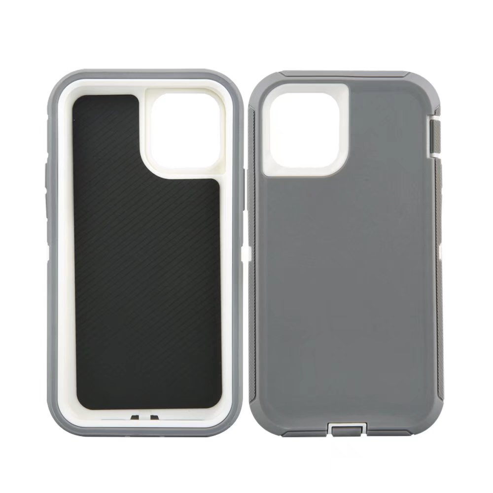 Defend Heavy Duty For Apple iPhone 11 Pro Max -Gray