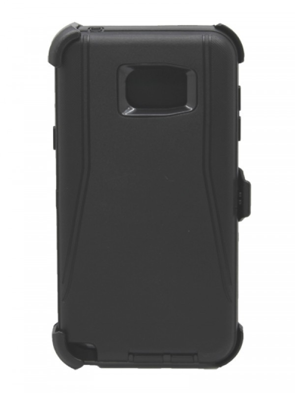 Defend Heavy Duty For SAMSUNG NOTE 5–Black