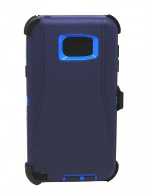 Defend Heavy Duty For SAMSUNG NOTE 5– Navy Blue