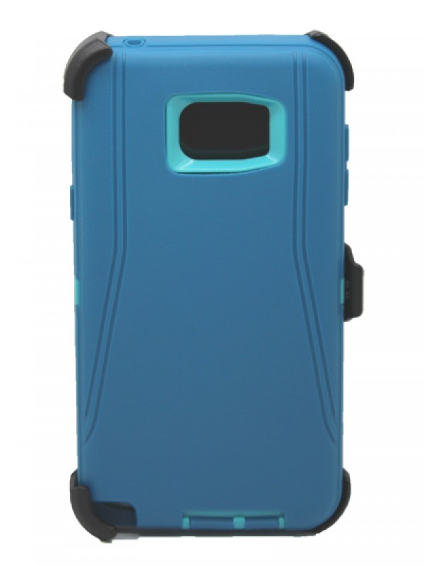 Defend Heavy Duty For SAMSUNG NOTE 5–Teal