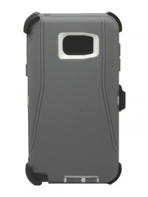 Defend Heavy Duty For SAMSUNG NOTE 5–Gray