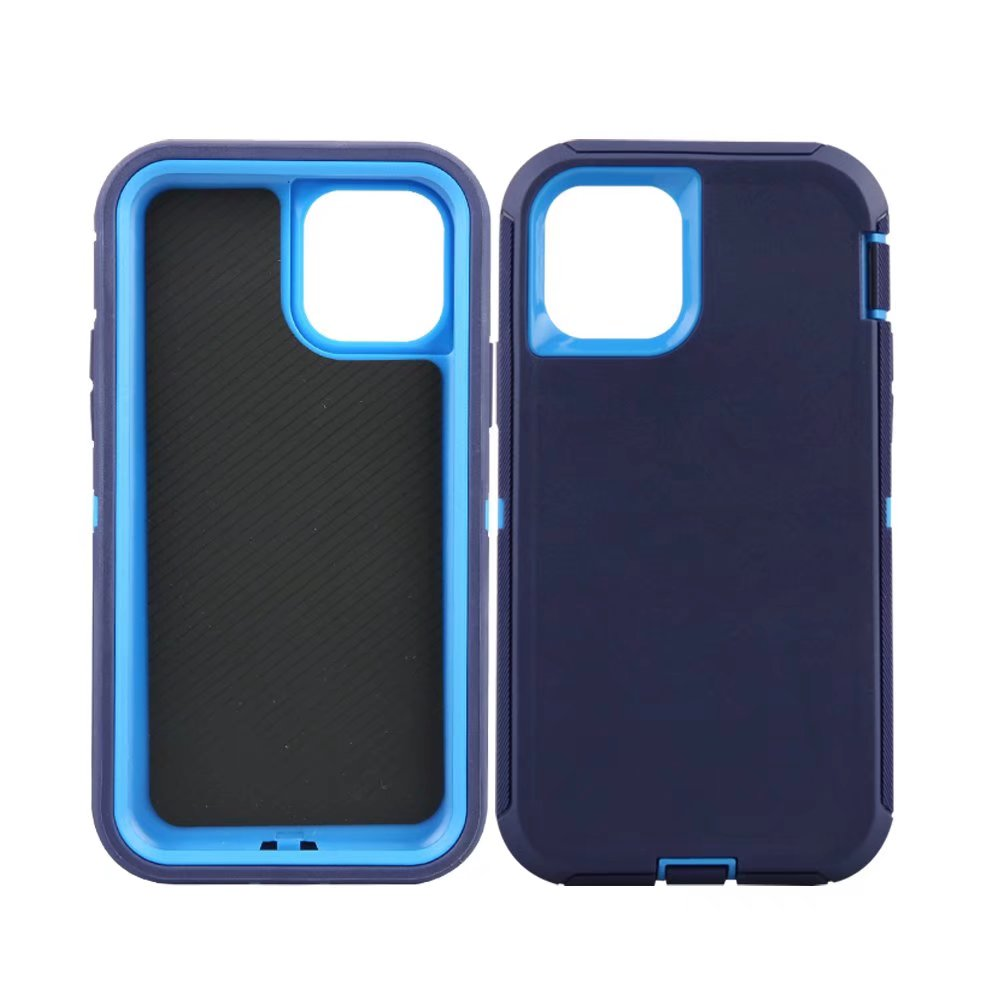 Defend Heavy Duty For Apple iPhone 11 -Blue