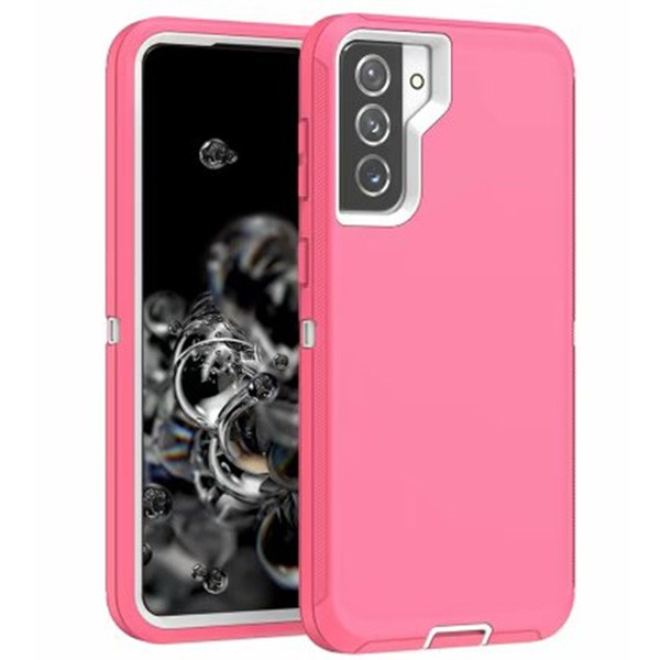 Defend Heavy Duty For SAMSUNG Glaxy S21 Plus-Pink