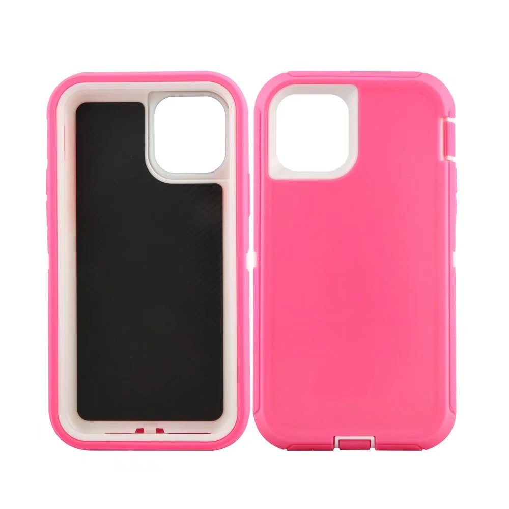 Defend Heavy Duty For Apple iPhone 11 Pro Max -Pink