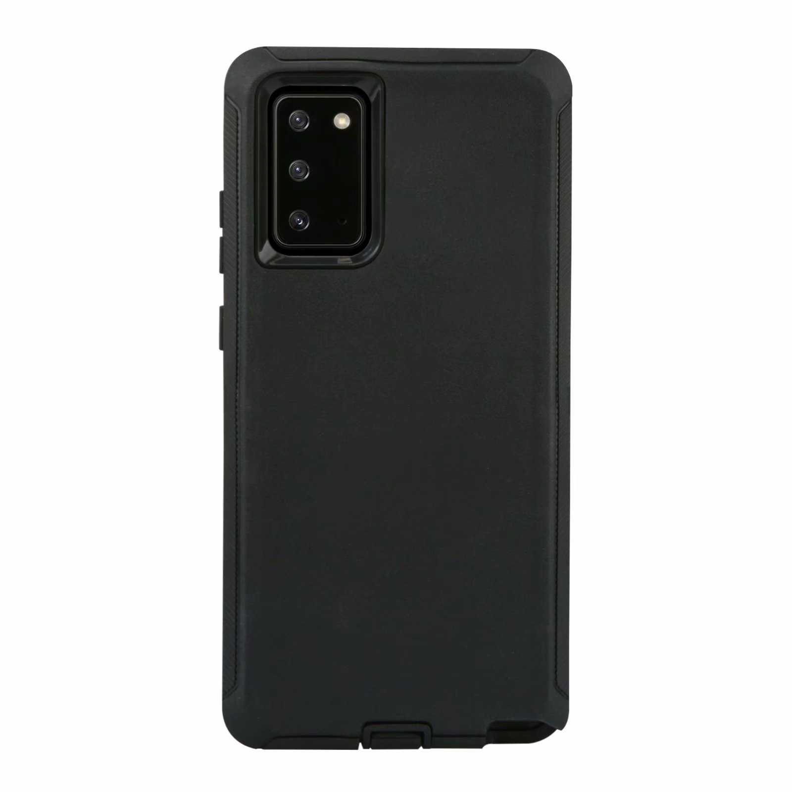 Defend Heavy Duty For SAMSUNG NOTE 20 – Black
