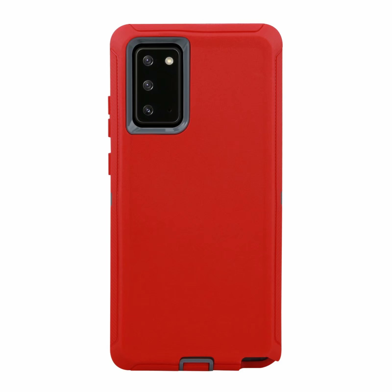 Defend Heavy Duty For SAMSUNG NOTE 20 ULTRA –Red
