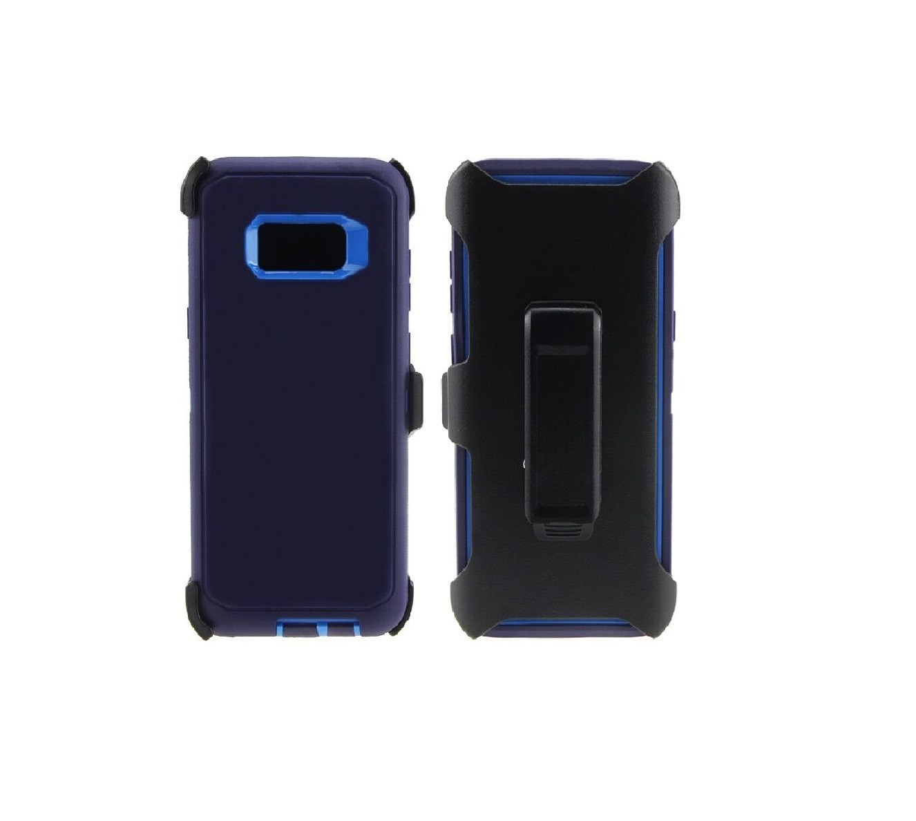 Defend Heavy Duty For SAMSUNG Glaxy S8 PLUS- Navy Blue