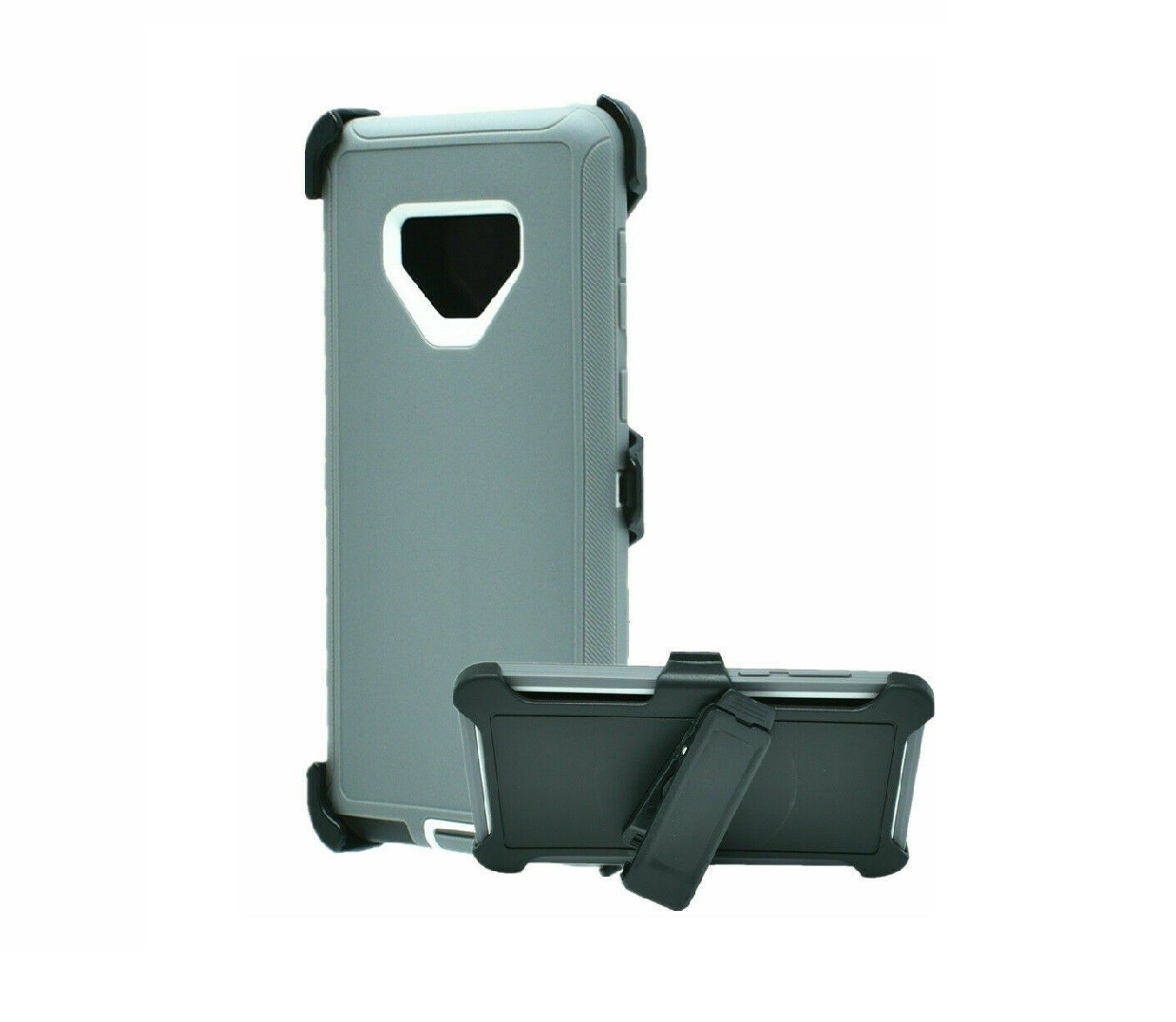 Defend Heavy Duty For SAMSUNG NOTE 9 – Gray