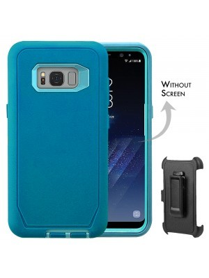 Defend Heavy Duty For SAMSUNG Glaxy S8 PLUS-Teal