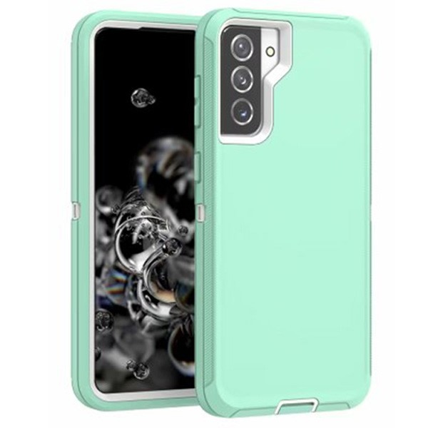 Defend Heavy Duty For SAMSUNG Glaxy S21-Teal