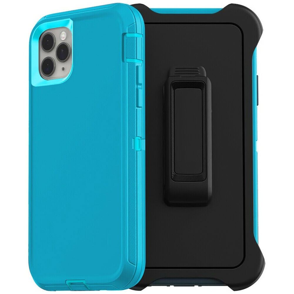 Defend Heavy Duty For Apple iPhone 11 Pro Max -Teal