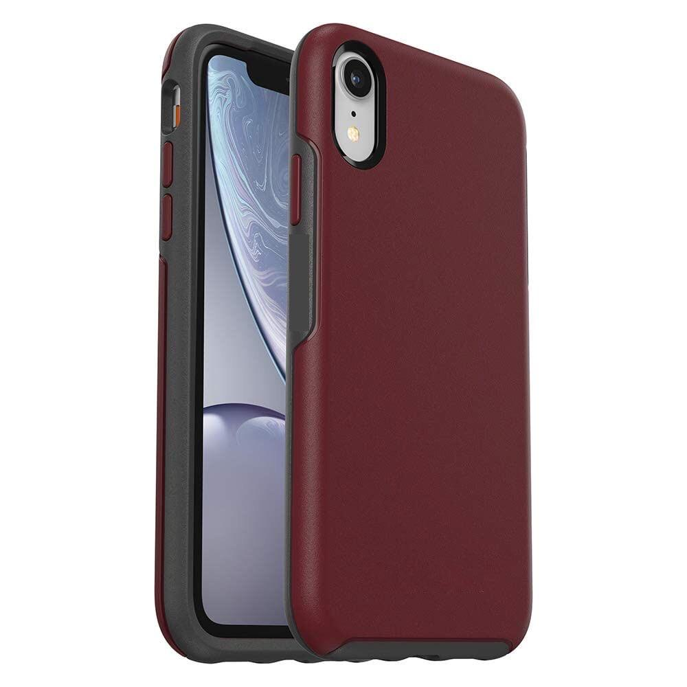 Uniformity Series For Apple iPhone XS Max- Red