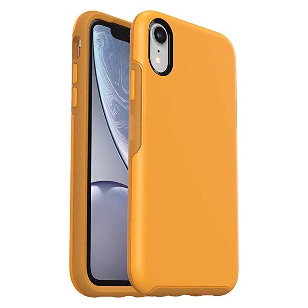 Uniformity Series For Apple iPhone XS Max- Yellow