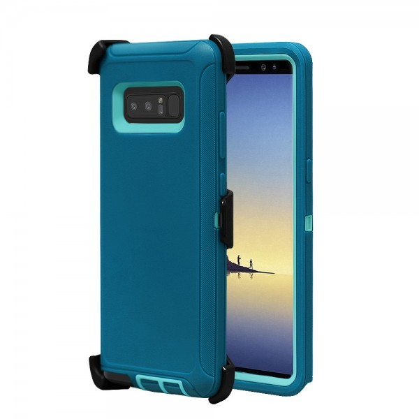 Defend Heavy Duty For SAMSUNG Glaxy Note 8-Teal